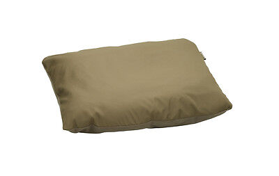 Trakker NEW Carp Fishing Small Green Fleece Pillow - 209400