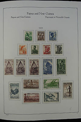 Lot 24950 Collection stamps of Papua New Guinea 1952-2003.