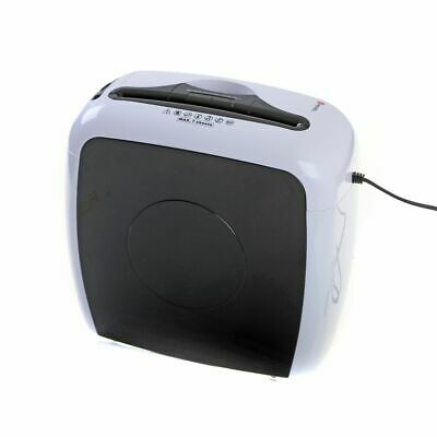 Rexel Style Plus Electric Paper Shredder Confetti Cut