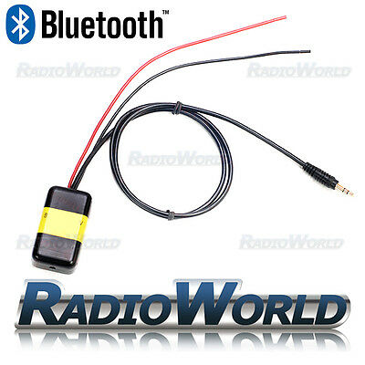 12v Bluetooth Receiver 3.5mm Jack Convert AUX to Wireless Music Audio Streaming