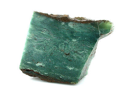 250 Gram AAA Natural Blue Green Translucent Chrysoprase Slab Cab Cabochon Rough