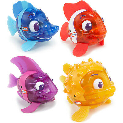 Little Tikes Sparkle Bay Flicker Fish Choice of Colours One Supplied NEW