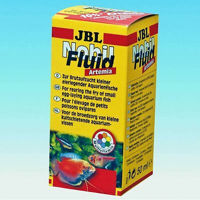 JBL Nobilfluid Artemia 50 ml*For rearing the fry of small egg - laying aquarium
