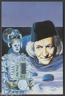 MODERN POSTCARD - Doctor Who - The Tenth Planet