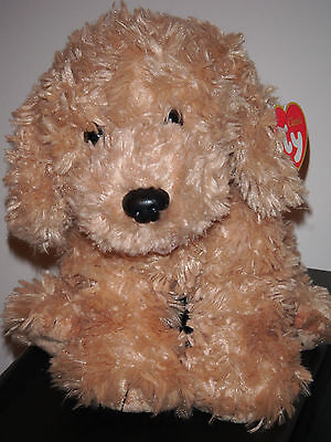 "Ty Classic Plush ~ SKEETER the 14"" Puppy Dog ~ MINT with MINT TAGS ~ Plush Toy"