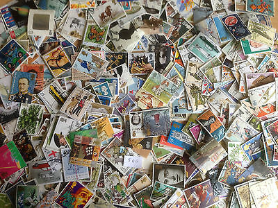 500 Different Great Britain High Value Commemoratives