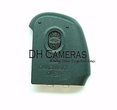 CANON POWERSHOT SX130 IS BATTERY DOOR Cover NEW AUTHENTIC A0719
