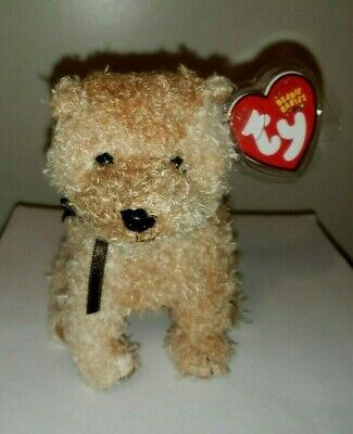 Ty Beanie Baby ~ SCAMPY the Dog ~ MINT with MINT TAGS ~ RETIRED