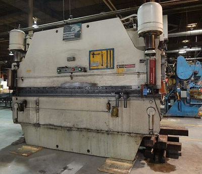 "13' x 1/4"" PACIFIC ""J225-14"" 225-TON HYDRAULIC PRESS BRAKE - #27773"