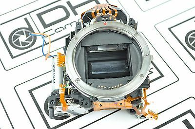 Canon EOS 10D Mirror Box with Shutter Replacement Repair Part DH9942