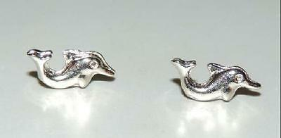 Pair of  Dolphin Earrings