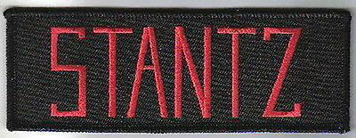Ghostbusters STANTZ  - Uniform Kostüm Patch  -  Aufnäher  neu