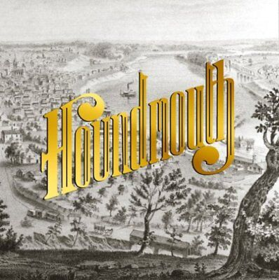 Houndmouth - From the Hills Below the City LP NEU OVP