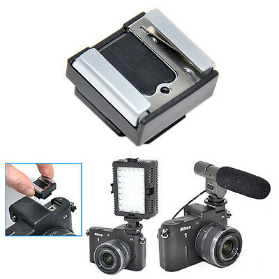 Hot-shoe Adapter for Nikon 1 V1 Camera for Light Torch Microphone / AS-N1000