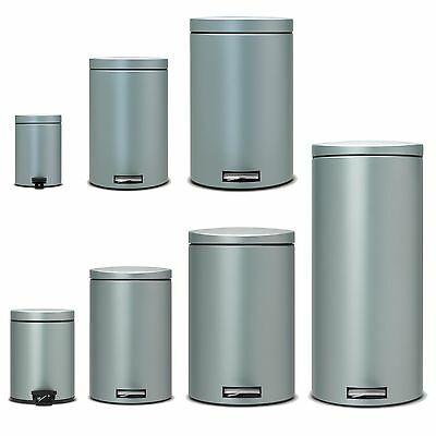 brabantia Pedal bin Metallic Mint Rubbish Waste collector separation available