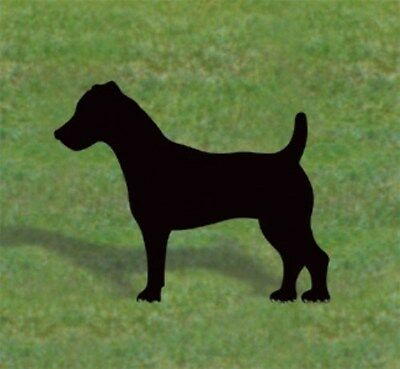 "**NEW** Lawn Art Yard Shadow - ""Jack Russell Terrier"" Dog Silhouette"