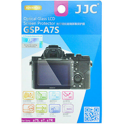 Glass H9 Protection LCD Screen Protector for Camera Sony A7S A7 A7R