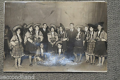Martin Chambi   Original Photograph  Reverse With Seal Stamp