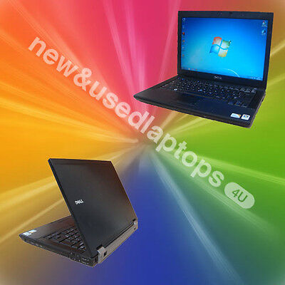 CHEAP Dell Latitude E6400 Laptop FAST Core 2 Duo Windows 7 Warranty Wireless