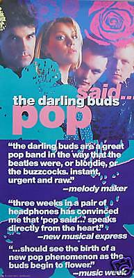 The Darling Buds Poster, Pop Said....(D2)