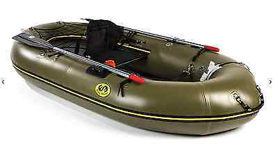 NEW WaterMaster Kodiak Inflatable Watercraft | Olive Green | Expedition Package