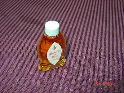 Vintage Memories of Paris Perfume Miniature by Andrew Jergens 3/8 Fluid ounce