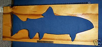"""""""The One That Got Away"""" Large Fish Cut-Out Wall sign"""