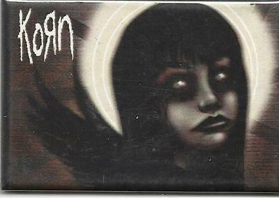 KORN chosen 2001 FRIDGE MAGNET official merchandise IMPORT