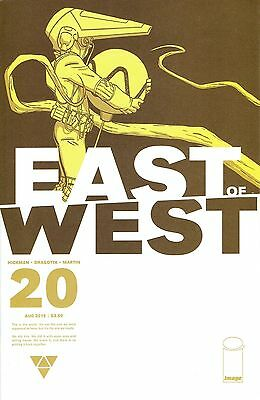 East Of West #20 (NM)`15 Hickman/ Dragotta