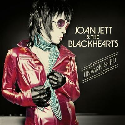 Joan Jett/Joan Jett & The Blackhearts - Unvarnished [Digipak] Used - Very Good C