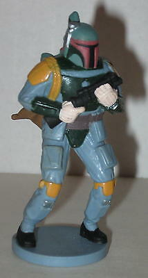 "Star Wars Boba Fett Figure by Applause 2 7/8"" FREE Shipping"