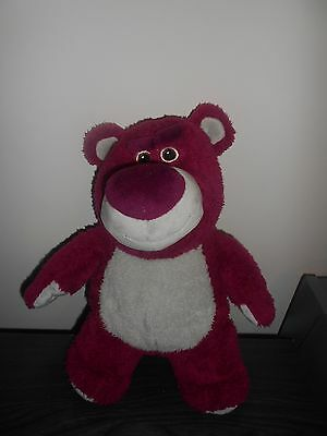 peluche ours LOTSO toy story, 30 cm