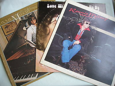 """RONNIE MILSAP **INSTANT RECORD COLLECTION""""* 3 x LP's free UK P&P pack #3"""
