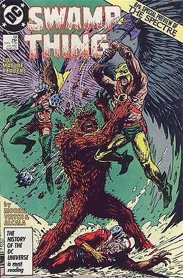 Swamp Thing Vol. 2 (1985-1996) #58