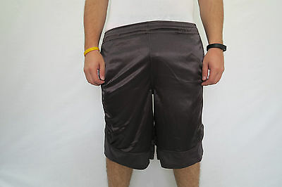 AND1 Mens Core All Courts Sports Basketball Shorts Small Large Colour Grey Taupe
