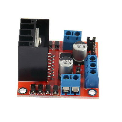 Dual H Bridge Stepper Motor Drive Controller Board Module For Arduino L298N GK