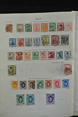Lot 24675 Collection stamps of Middle East.