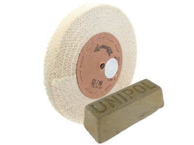 250x25mm Sisal-Natur aggressiv + 600g Vorpolierpaste; Made in Germany