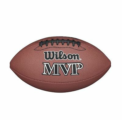 New Wilson Mvp Official American Football Inflated Ready To Use