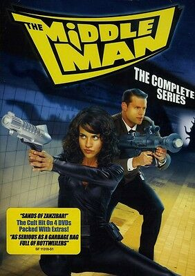 Middleman: The Complete Series [4 Discs] (2009, REGION 1 DVD New)