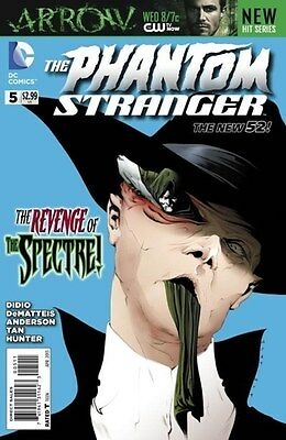Phantom Stranger Vol. 3 (2012-2014) #5