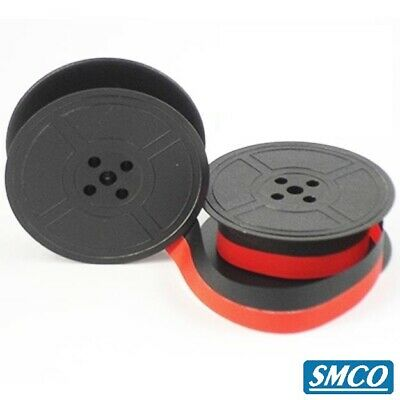 SMCO Royal DeLuxe Portable 1935 typewriter ribbon (black and red)