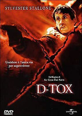 Dvd  D-tox - (1999) *** Sylvester Stallone *** ....NUOVO