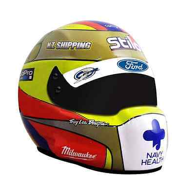 MiniHelmets Chaz Mostert 2014 Signed Certificate 1:2 Scale