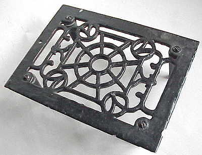 Antique Highton Nashua NH  Furnace Grate/ Register / Trivet.  Salesman Sample?
