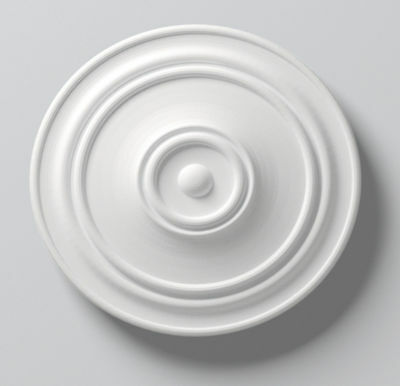 Ceiling Rose Julia Lightweight Resin Mould Not Polystyrene Easy to Fix 56cm