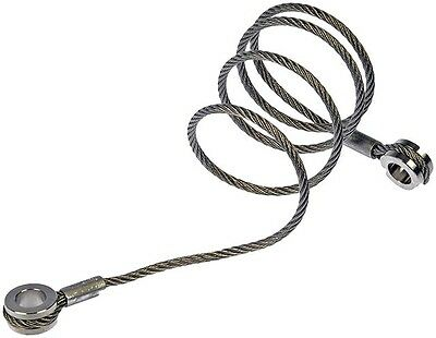 87-96 375 Peterbilt 87-2008 357 Hood Restraint Support Stainless Cable 924-5402