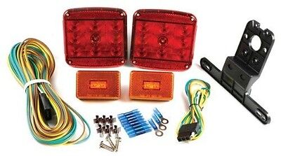 NEW GROTE 65870-5 Submersible LED Trailer Light Kit for utility & boat trailers