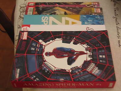 Cofanetto Amazing Spider-Man - Cover Collection - N. 600 - Marvel Panin Comics