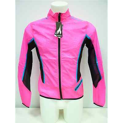 GIACCA RUNNING DONNA DIADORA L WIND JACKET giubbino fitness palestra corsa